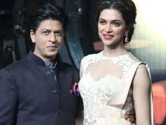 """Deepika Padukone's Special Playlist For Her """"Forever No 1"""" Shah Rukh Khan"""