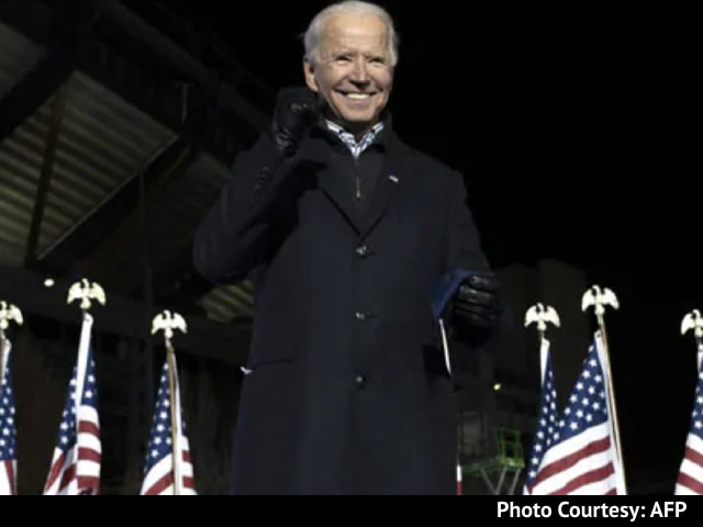Video : Joe Biden On Verge Of Victory