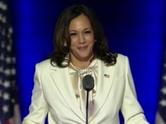 """I May Be 1st Woman In This Office, Will Not Be Last"": Kamala Harris"
