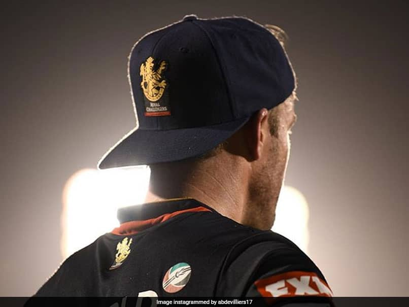 IPL 2020: AB De Villiers Posts Heartfelt Message For Royal Challengers Bangalore, Fans