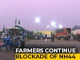Video : Delhi-Sonipat Highway Remains Blocked For 4th Day Amid Farmers' Protests
