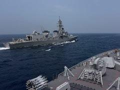 """Extraordinary Degree Of Intra-Operability"": Navy On Malabar Exercise"