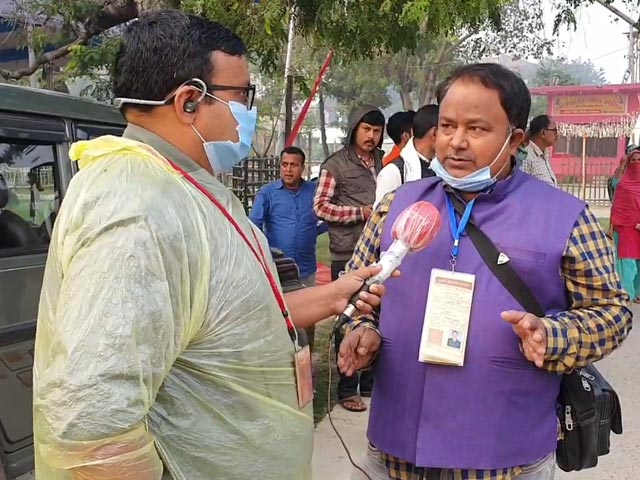 Video : What Voters In Bihar's Motihari Feel On Election Day