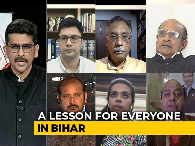 Video : Bihar Election Has Important Lessons For West Bengal?