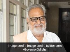 Odisha Governor, Wife Test Positive For Coronavirus