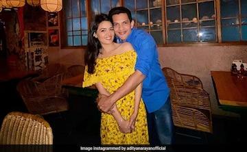 Aditya Narayan Who Is Getting Married To Shweta Agarwal Takes A Break From Social Media