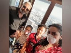 Inside Sanjay Dutt's Fam-Jam With Wife Maanayata And Twins Iqra, Shahraan