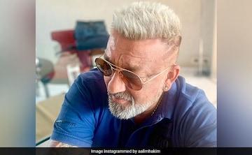 Sanjay Dutt Is Trending Courtesy His New Hairdo