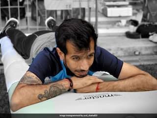 """Rashid Khan Asks Yuzvendra Chahal """"Kya Soch Rahe Ho"""" On Instagram Pic. His Apt Reply"""