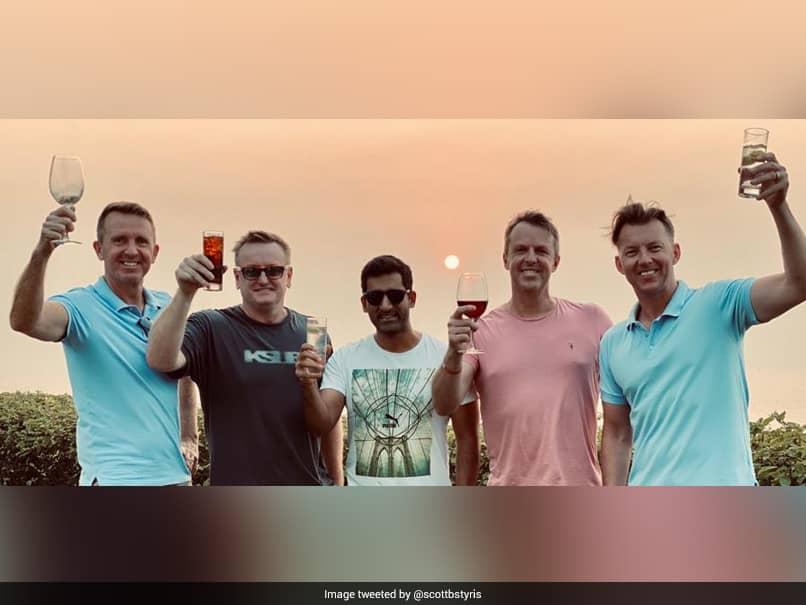 IPL 2020: Scott Styris, Brett Lee, Commentators Pay Glowing Tribute To Late Dean Jones After IPL Group Stage