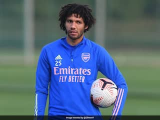 Mohamed Elneny Tests Positive As International Break Sees Spike In Premier League COVID-19 Cases