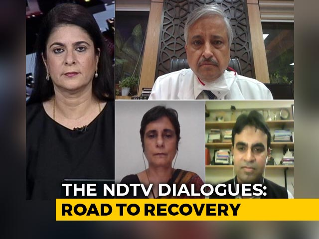 Video : The NDTV Dialogues: Experts Discuss Road To Recovery From Covid