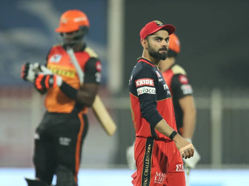 "IPL 2020: Virat Kohli Blames Lack Of ""Bravery"" For 5-Wicket Loss vs SunRisers Hyderabad"