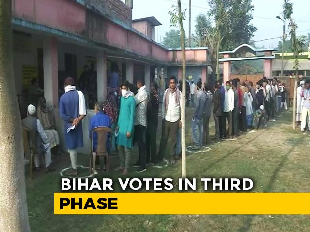 Video : In Final Phase Of Bihar Election Today, 78 Seats Up For Grabs
