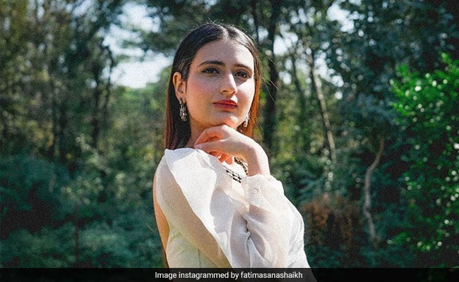 Fatima Sana Shaikh, Who Stars In 90s-Set Comedy Suraj Pe Mangal Bhari, Says 'There Was No Social Media Bullying'