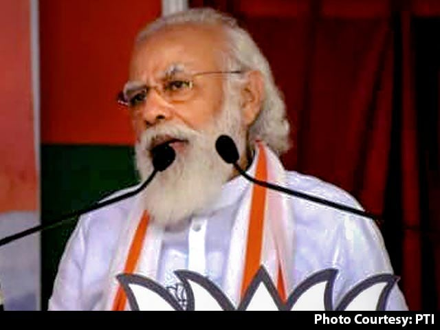 Video : Top News Of The Day: PM Mocks Congress's Shrinking Numbers In Parliament
