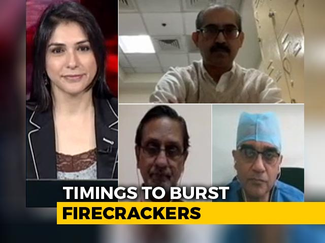 Video : Will Firecracker Ban Help Delhi's Covid Situation?