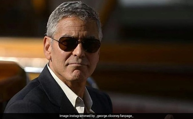 When George Clooney's 3-Year-Old Son Interrupted His Zoom Interview