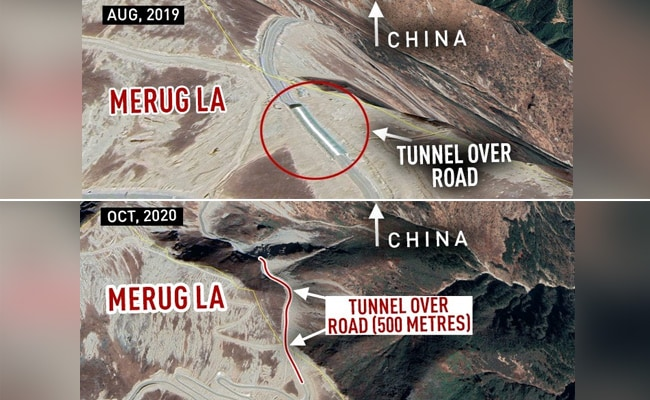 Exclusive: China Building New 'Tunnels' For Winter At Border Hotspot Doklam