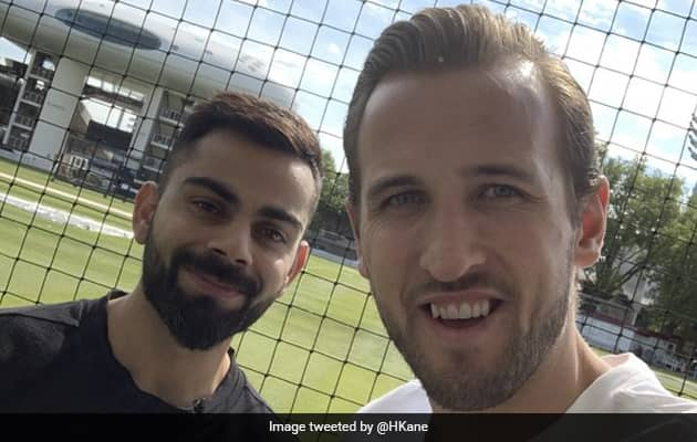 "Kohli Responds To Harry Kanes ""Any Places Going For RCB"" Tweet"