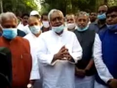 Decks were cleared today for the formation of a new government in Bihar with Nitish Kumar, who is set to return as the chief minister, handing over to Governor Phagu Chauhan the resignation of his...