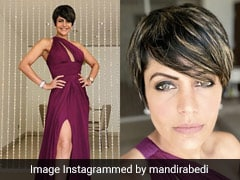 Another Day, Another One-Shoulder Dress, Courtesy Mandira Bedi
