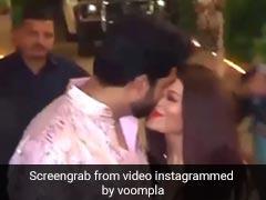 कैमरे के सामने अभिषेक बच्चन ने ऐश्वर्या राय से यूं जताया प्यार, क्यूट Video हुआ वायरल