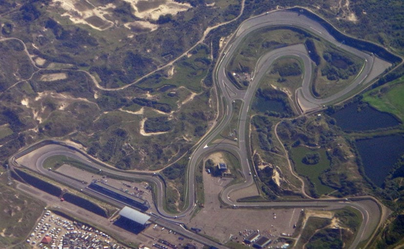 Zandvoort will be the home race for Max Verstappen, who hails from The Netherlands