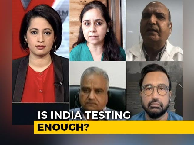 Video: COVID-19: Is India Testing Enough?