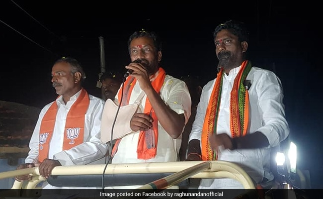 After 3 Defeats, BJP Candidate Is Fourth-Time Lucky In Telangana By-Poll