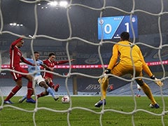 Manchester City Pay Penalty For Kevin De Bruyne's Miss In Liverpool Draw