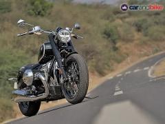 BMW Motorrad May Be Working On Smaller BMW R 12 Cruiser