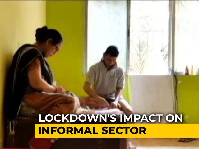 Video: COVID-19's Devastating Impact On Mumbai's Informal Sector