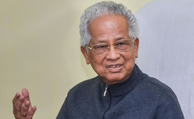 Former Assam Chief Minister Tarun Gogoi Dies At 86