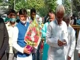 Video : Hours Before Bihar Polls Result, Birthday Celebration For RJD's Tejashwi Yadav