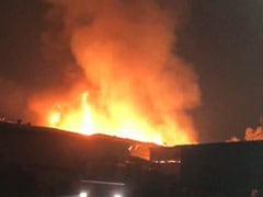 Fire At Furniture Warehouse In Gurgaon, No One Injured: Officials