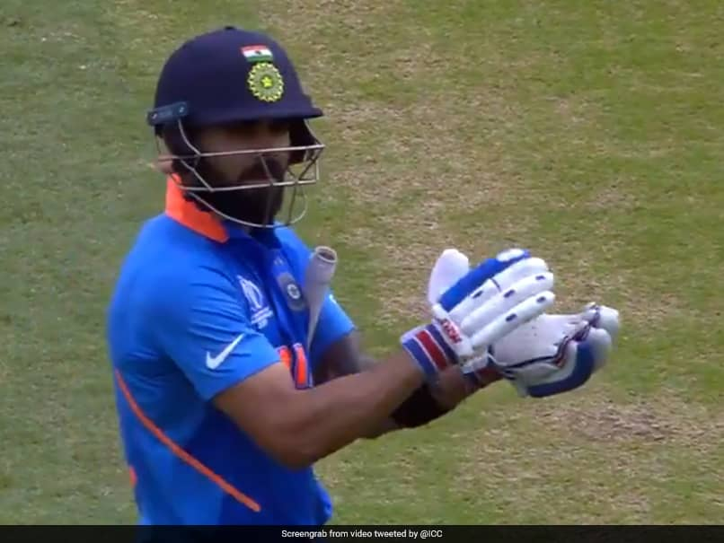 On World Kindness Day, ICC Hails Virat Kohlis Gesture Asking Spectators To Clap For Steve Smith