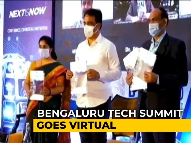 Video : Karnataka To Push For Tech Investments At Bengaluru Technology Summit