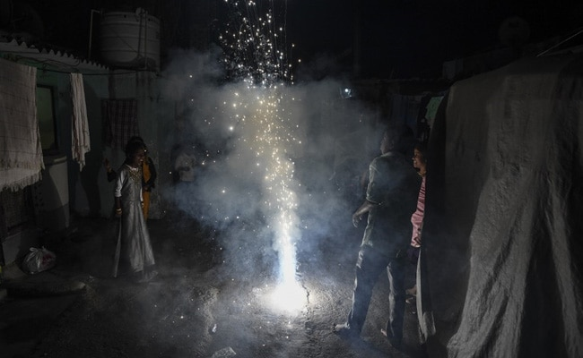 Over 200 Fire-Related Incidents Reported On Diwali In Delhi Despite Cracker Ban