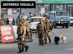 जम्मू-श्रीनगर हाईवे पर सुरक्षाबलों ने 4 संदिग्ध जैश आतंकियों को किया ढेर, देखें- एनकाउंटर का VIDEO