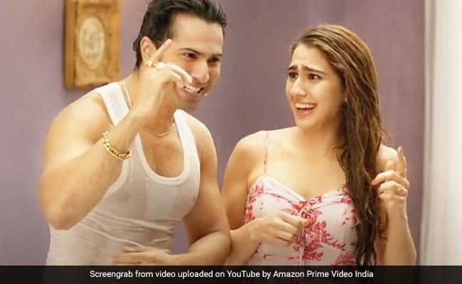 Coolie No 1 Trailer: Varun Dhawan, Sara Ali Khan's Comedy Of Errors Is High On Energy