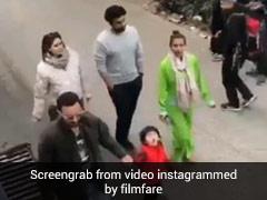 करीना कपूर मलाइका अरोड़ा संग धर्मशाला की सड़कों पर घूमतीं आईं नजर, अर्जुन कपूर भी दिखे साथ- देखें Video