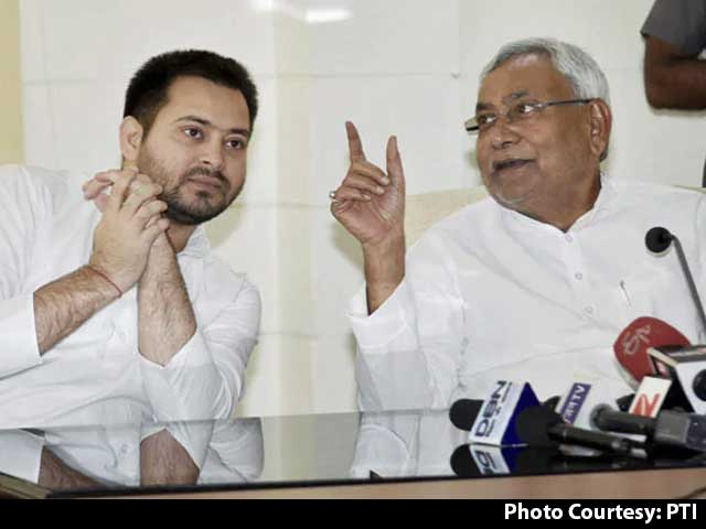 Video : Nitish Kumar Or Tejashwi Yadav? Bihar's Decision Today
