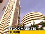 Video : Nifty Crosses 13,000 For First Time Ever As Markets Soar To Record Highs