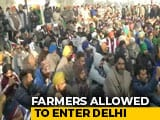 Video : Farmers Stay Back On Highways, Few Takers For Protest Site In Delhi