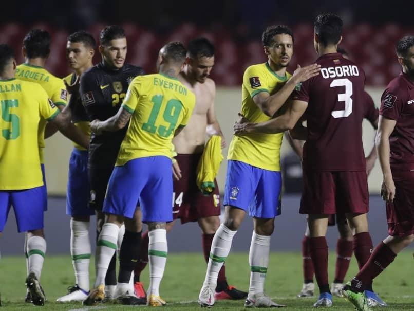 World Cup Qualifiers: Brazil Struggle To Beat Venezuela Without Neymar