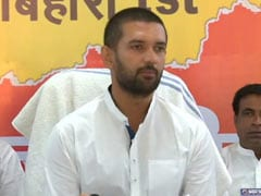"Chirag Paswan To Launch Thank You ""Yatra"" For Party Supporters"
