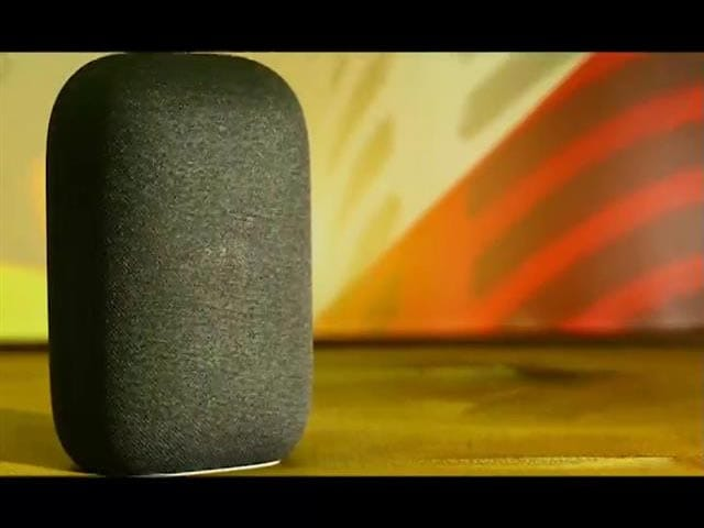 Video : Google Nest Audio