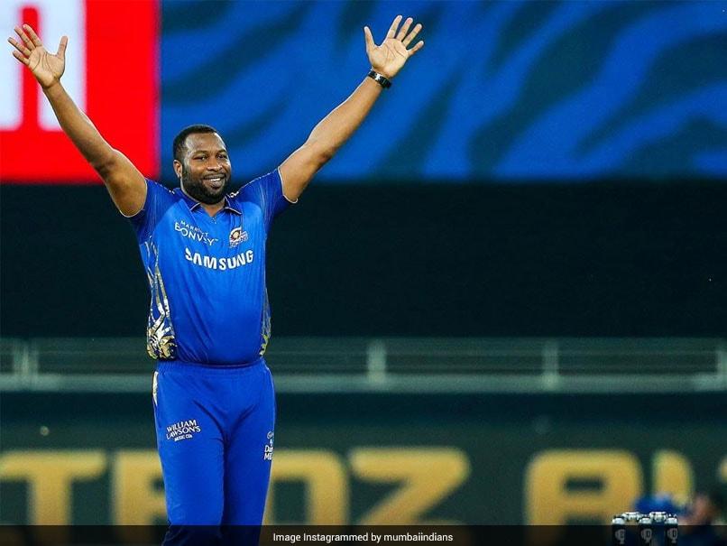 IPL 2020 Final, MI Vs DC: Kieron Pollard Compares IPL Final With World Cup Title Clash