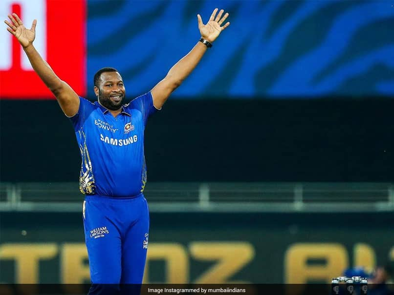 IPL 2020 Final، MI vs. DC: Kieron Pollard فینال IPL را با عنوان قهرمانی جام جهانی مقایسه می کند